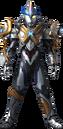 Beta Spark Armor