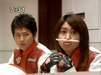 Mizuki cute moment ep 31