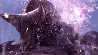 Gomora Ultraman Zero vs. Darklops Zero