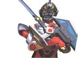 Gridman Sword