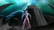 Zero meet Alien Bat & The Four Beast Warriors of Hell