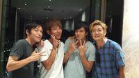Yoshi, Taiyo, Hassei & Tsu