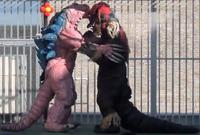 Nosferu vs Geronimon