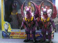 Chaos Darkness toys