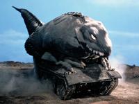 Dinosaur Tank I
