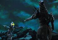 Mirror Knight vs Deathrem