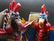 Ultra monster series Birdons