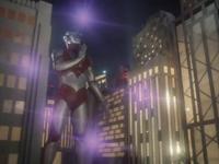 Powered Alien Baltan Energy Blast