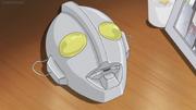 Sasameki Koto ep 4 Ultraman mask.png