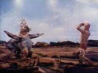 Jumborg vs Chameleon King