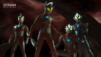 Taro holds Giga Battlenizer