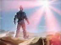 Apatee sees Ultraman Gaia