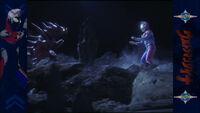 Monsarger seen in Ultraman Retsuden