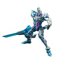 Initial Fighter w Cyan Calibur