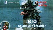 BIO Bemular - Ultraman (1966) Alex the Kaiju Fan Ultraman Explained-0