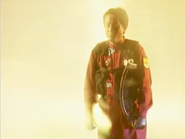 Kazuma Asuka's first apperance