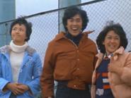 Ryoko ''jealous'' when Takeshi hugs Aya