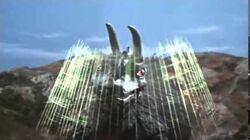 Ultraman jack vs. Kingsaurus III