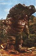 King Maimai larva - ultra series
