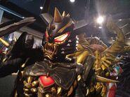 Guar Spectre Statue Closeup
