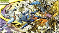 Tiga Kick Manga