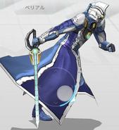 Agul Saber Sword Mode