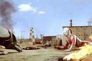 Ultraman vs Eledortus
