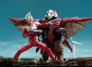Reguila v Ultraman Max