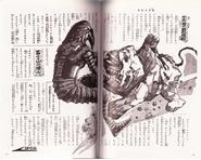 M1 and Cicada Man vs Gorgos