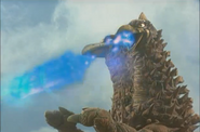 Neo Pandon energy blast (blue)