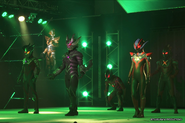 The Darkness in Ultra Heroes EXPO 2021