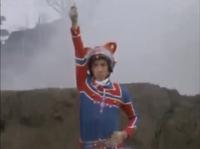 Kotaro transforms the first time