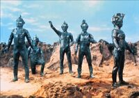Jade Statue Ultra Brothers