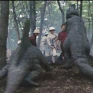 Killer Dinosaurs back