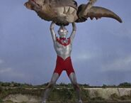 Ultraman-Gavadon Screenshot 012