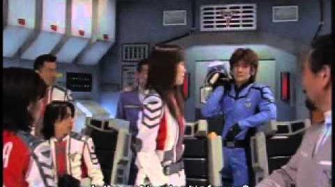 Ultraman tiga ep 52 ( English sub) Part 2