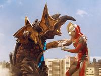 COV v Ultraman Gaia I