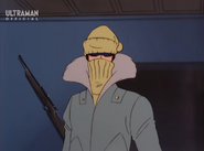 Alien Baltan (Joneus) Human Disguise