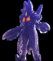 Zetton Alien Baltan real render