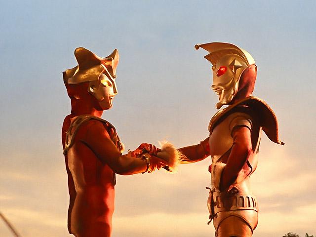 Japan Masterpiece Folklore Series - Ultraman King vs the Magician