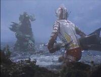 Jumborg Ace vs Chameleon King