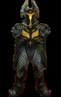 Ultraman mebius ex zetton render I