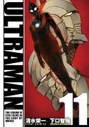 ULTRAMAN MANGA 11