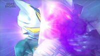 Zero Dark use the same attack to Mirror Knight