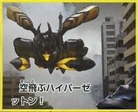 Zetton Wing fly