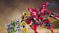 Dragon Force 2-Power of Ultraman Trailer