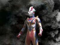 UltramanMebius-awsome Phoenix brave