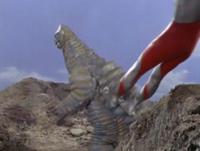 Ultraman Dive Kick
