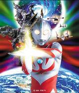 Ultraman Neos Poster