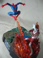 Zoffy vs spider-man